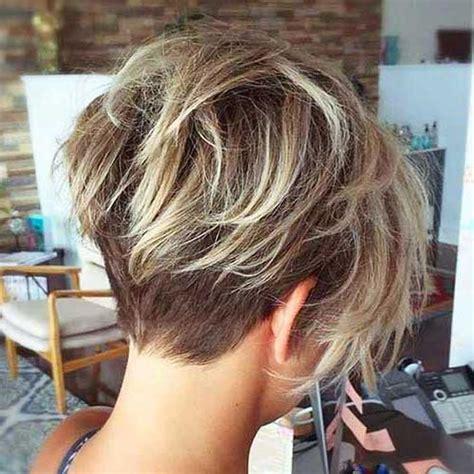 unique hair styles on pinterest 23 pins cool back view undercut pixie haircut hairstyle ideas 23