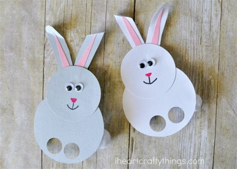 How To Make Finger Puppets Out Of Paper - incredibly bunny finger puppets i crafty things