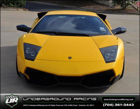 Lamborghini Twin Turbo SV LP670 4   Underground Racing