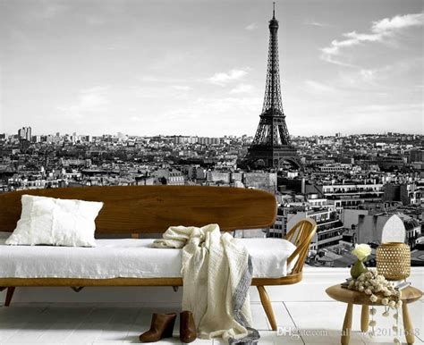popular aesthetic modern french city eiffel tower black