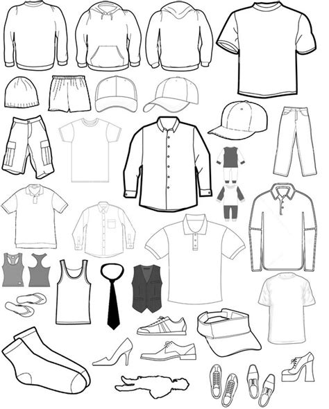 clothing templates clothing template 2 by hospes on deviantart