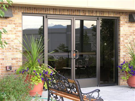 commercial glass entry door commercial entry doors and glass storefront door options