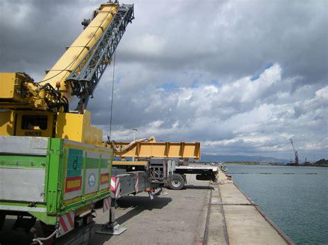 porto di corigliano porto di corigliano calabro operazioni di recupero