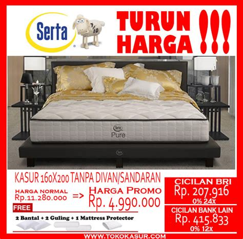 Royal Salute Orthopedic Kasur 160x200cm Pillowtop Quantum harga kasur bed murah disc up to 50 20 airland comforta florence guhdo king koil