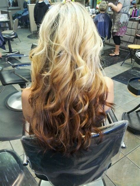 reverse ombre curls short hairstyle 2013 2013 reverse ombre hair hairstylegalleries com