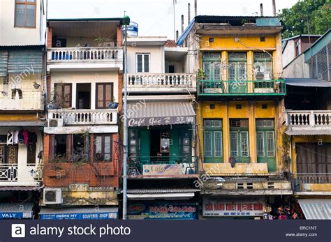 buy house vietnam traditional houses hanoi vietnam indochina stock photo royalty free image
