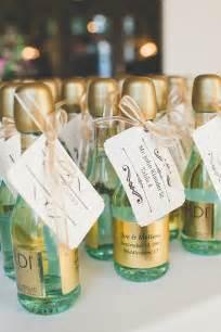 Mini Bottles For Wedding Favors by Wedding Favors Favors Ideas Mini Chagne