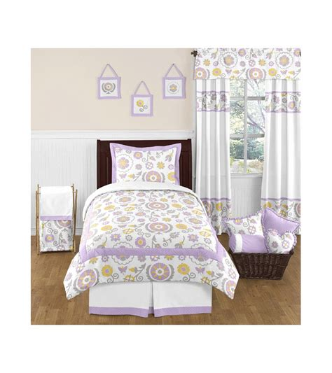 Sweet Jojo Crib Bedding Sweet Jojo Designs Suzanna Bedding Set