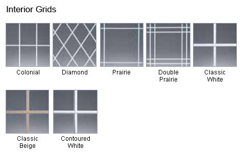 grid pattern in windows replacement windows colors waco interior wood grains