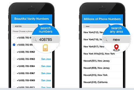how to get a mobile number get free us american phone number free