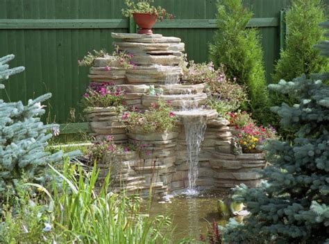 estanques y cascadas en dise 241 o de jardines hd 3d arte y cascadas y cataratas en el jard 237 n 63 ideas refrescantes