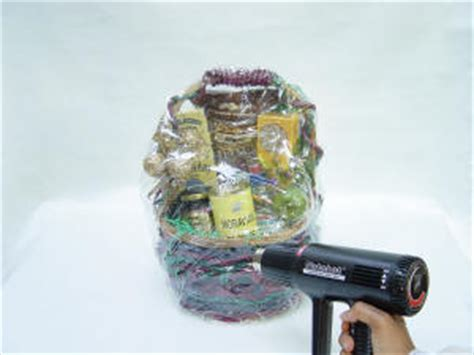 where to buy shrink wrap for gift baskets gift basket business cellophane shrink wrap and more