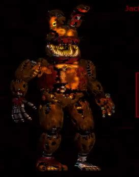 imagenes de jack o chica level 5 all five nights at freddy s animatronics fnaf