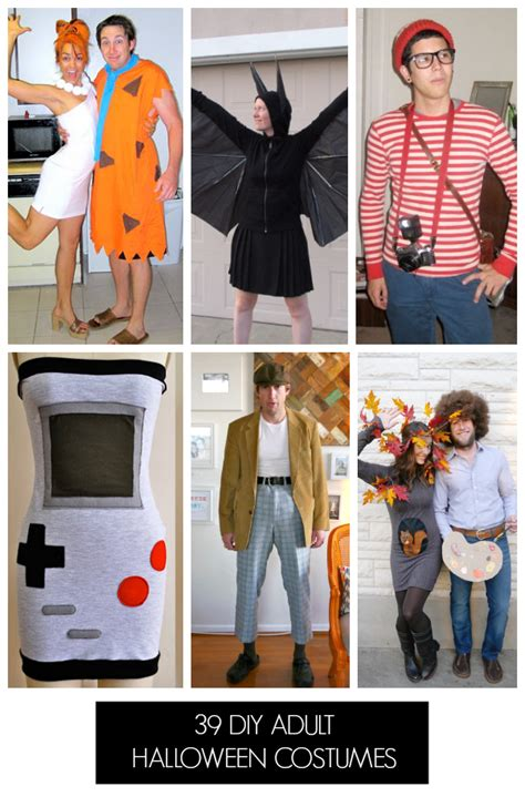 Handmade Costumes For Adults - 44 costumes for adults c r a f t