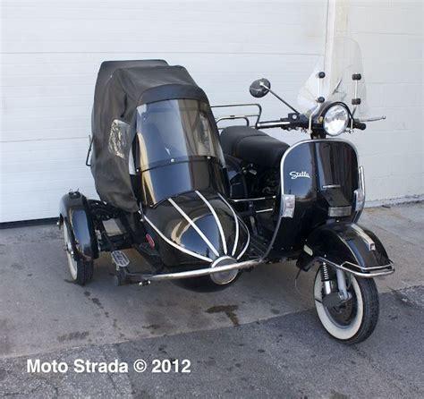Vespa Strada moto strada stella sidecar for sale scooters