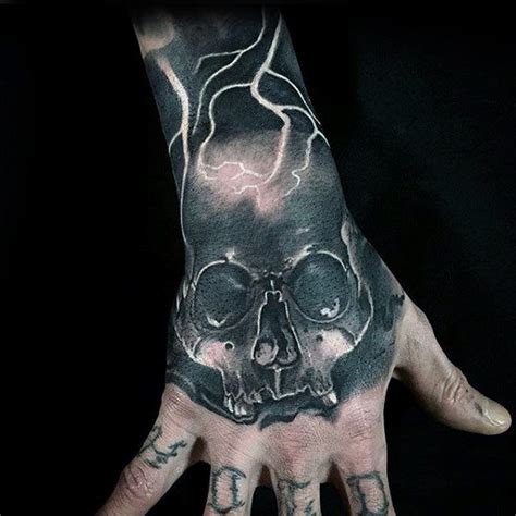 electric hand tattoo 75 tattoos for bold design ideas