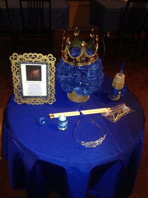 Creative Creations By Adrienne Royal Guest Of Honor S Royal Baby Shower Centerpieces