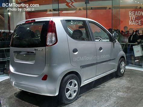 bajaj new small car bajaj auto to drive 3 000 small car project india