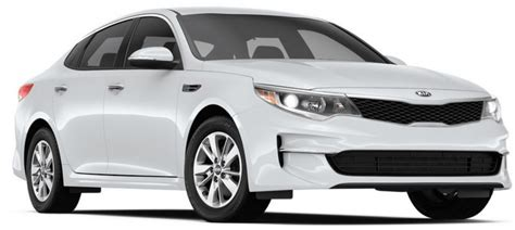 Kia Optima 1 6 2017 Kia Optima Lx 1 6t All Car Brands In The World