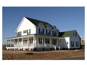 2 Story Farmhouse Plans by Farmhouse Plans Two Story Farmhouse Plan 058h 0082 At
