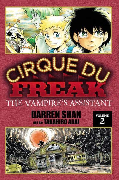 darren shan volume 12 cirque du freak volume 2