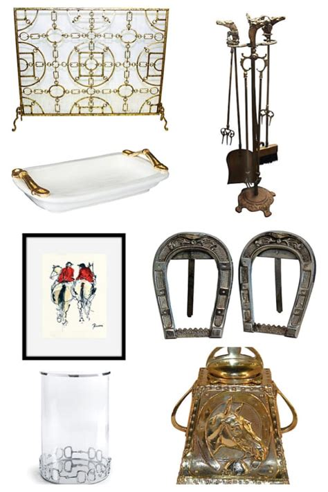 kings home decor everything equestrian on sale at one kings lane