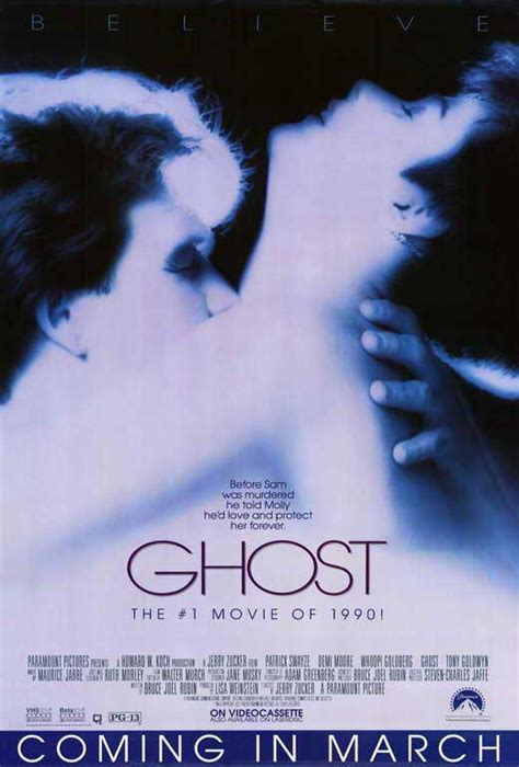 film ghost 1990 gratuit ghost movie posters from movie poster shop