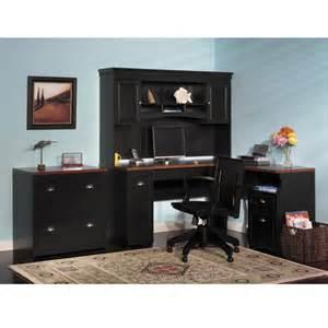 bush fairview computer desk bush fairview l shaped desk free shipping