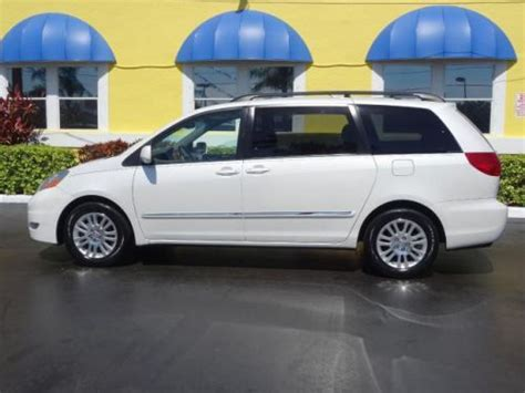 automotive air conditioning repair 2008 toyota sienna electronic valve timing find used 2008 toyota sienna xle limited in 7290 park blvd pinellas park florida united