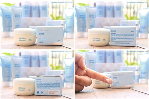 Harga Wardah Lightening Day Step 1 30gr skin care review wardah lightening series my daily skin