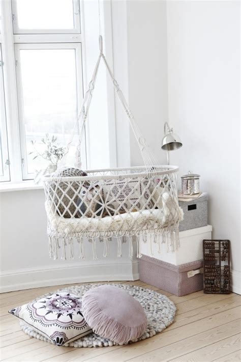 Baby Crib Hanging Thing by Baby Hanging Crib Decoholic