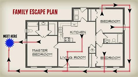 fire escape plan for home home fire safety official website of the city of tucson
