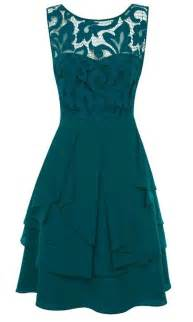color dress 25 best ideas about teal dresses on teal prom
