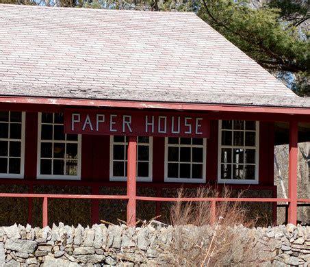 massachusetts house paper house rockport massachusetts atlas obscura