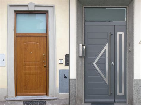porta da esterno con vetro porte blindate con vetro moderne kp41 187 regardsdefemmes