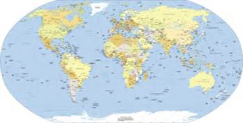Big Map Of The World by Pics Photos Large Printable World Map