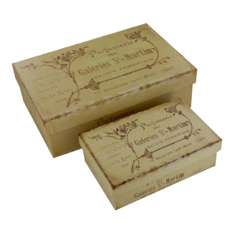Decorative Storage Boxes by Decorative Storage Boxes Set Of 2 Rectangular