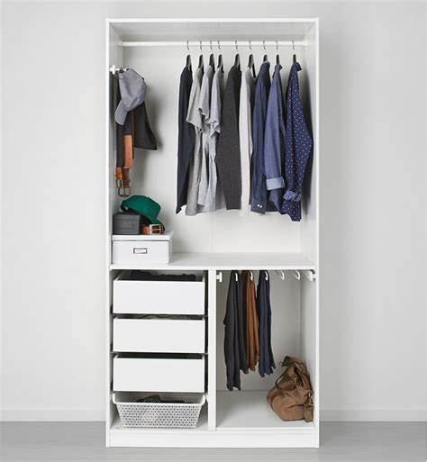 Small Wardrobe Closet 9 Storage Ideas For Small Closets Contemporist