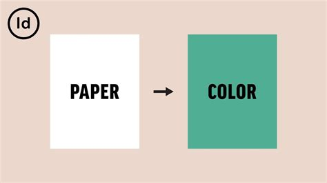 how to change font color in indesign change background color indesign how to make a solid