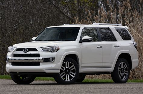 Used Toyota 4runner Limited 2014 Toyota 4runner Limited Review Photo Gallery Autoblog