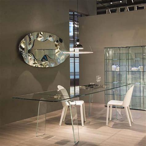 tavolo di vetro 25 tavoli in vetro allungabili di design mondodesign it