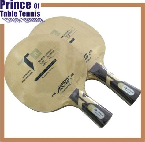 Galaxy T 11 yinhe galaxy t 8s table tennis blade 5wood 2 carbokev