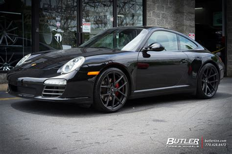 porsche 997 with 20in vorsteiner v ff 101 wheels exclusively from butler tires and wheels in