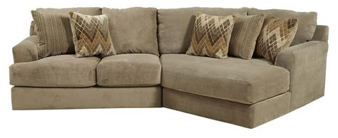 sofas short seat jackson furniture malibu small three seat sectional sofa