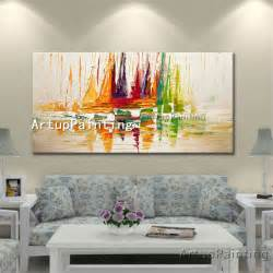 painted canvas paintings wall pictures for