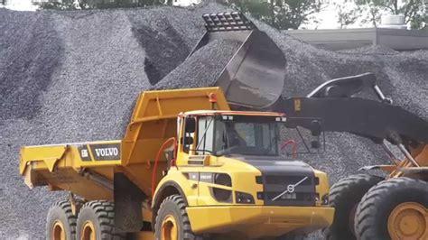 volvo construction equipment customer center operator training facility youtube