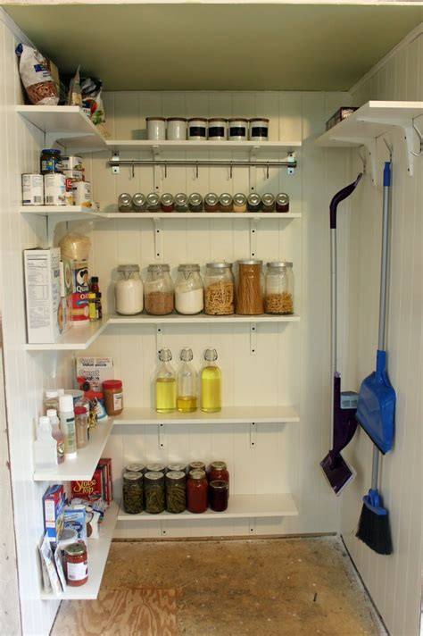 Turn Closet Into Pantry turn a closet into a pantry backroom home