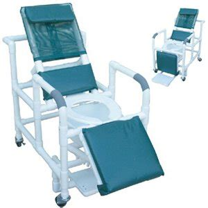reclining shower chair with footrest best price reclining shower chair w deluxe elongated