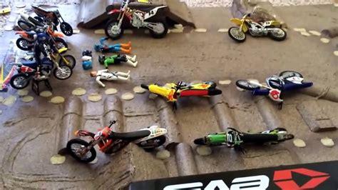 speelgoed crossmotor toy dirtbike collection youtube