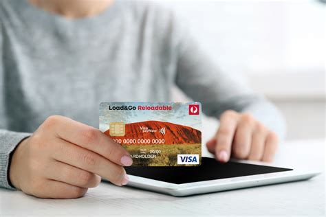 Australia Post Visa Prepaid Gift Card - prepaid cards for business best of load go reloadable visa prepaid card australia post